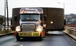Oversized Load Truck Hauling - Quincy IL