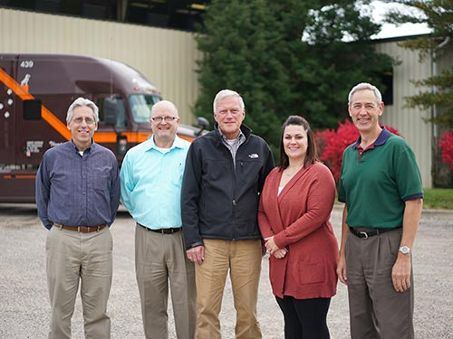 Thompson Trucking Staff - Quincy, IL